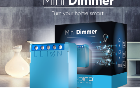 Qubino Mini Dimmer Coming Soon!