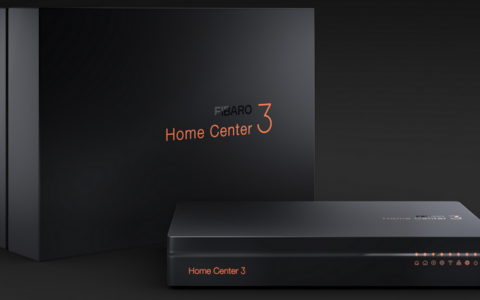 CES 2020: Fibaro Announces the Home Center 3