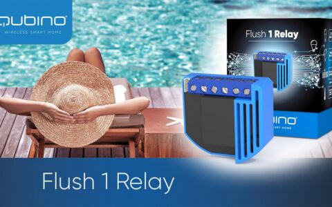 Automate your pool with Qubino to ensure it's always fresh!
