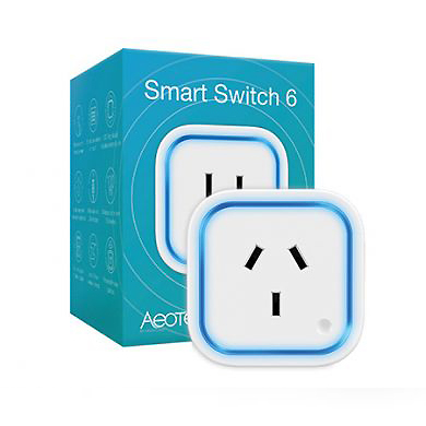 Aeotec Smart Switch 6