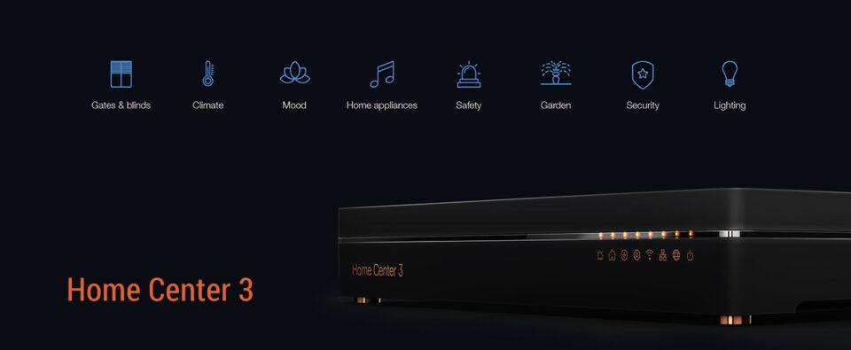 Fibaro HC3 Features