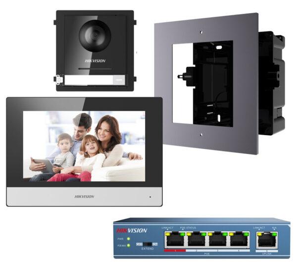 HikVision Intercom Kit Gen 2