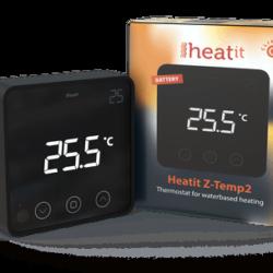 Heatit Z-Temp 2 Black Box