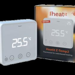 Heatit Z-Temp 2 White Box