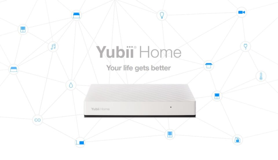 Yubii Home Banner