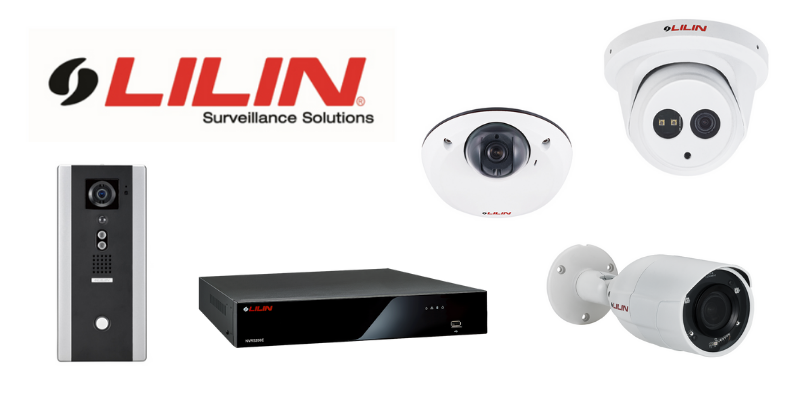 High Quality LILIN Security Cameras are now available!